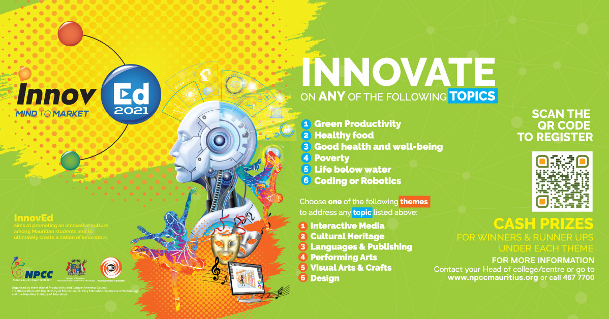 Innovation for the Education Sector