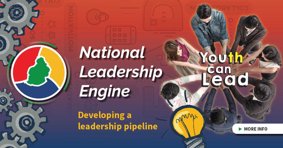 National Leadership Engine Banner